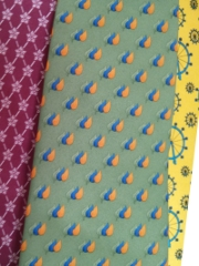 custom fashion charity ties