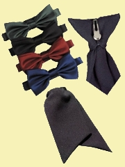 bespoke bow ties & custom cravats