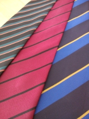 corporate bespoke silk woven ties